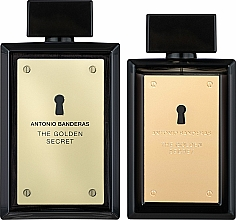 Antonio Banderas The Golden Secret - Woda toaletowa — фото N3