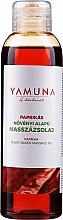 Kup Olejek do masażu Papryka - Yamuna Paprika Plant Based Massage Oil