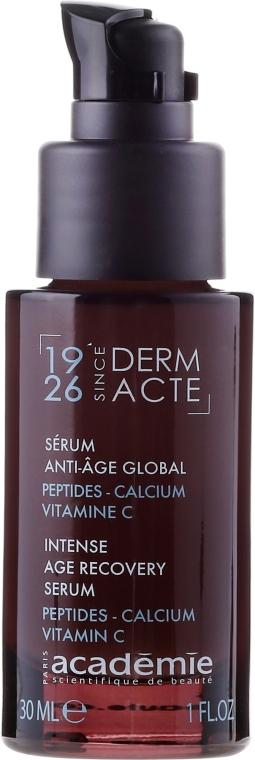 Serum intensywnie odmładzające - Académie Sérum Anti-Âge Global Peptides-Calcium Vitamin C — фото N2