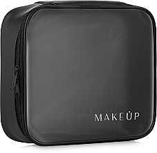 Kup Kosmetyczka przezroczysta Beauty Guru (19,5 x 17,5 x 8 cm, bez zawartości) - Makeup