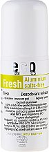 Kup Dezodorant w kulce z granatem i jagodami goji - Eco Cosmetics Fresh Deo Roll-On
