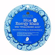 Kup Maska do twarzy z kwasem hialuronowym - Skinlite Blue Energy Mask With Hyaluronic Acid