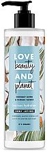 Kup Nawilżający balsam do ciała z wodą kokosową i kwiatem mimozy - Love Beauty&Planet Luscious Hydration Body Lotion
