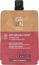 Kup Maseczka do twarzy - GRN Rich Elements Grape & Olive Cream Mask