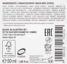 Pielęgnacyjny krem do twarzy z alpejskimi ziołami i mlekiem klaczy - Styx Naturcosmetic Alpin Derm 24h-Cream — фото N3