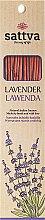Kup Naturalne indyjskie kadzidła Lawenda - Sattva Lavender