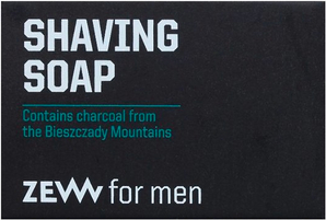 Zestaw - Zew For Men Wet Shaving Set (soap/85ml + razor/1psc + sh/brush/1pcs + sh/cup/1pcs + sh/stand/1pcs) — фото N3