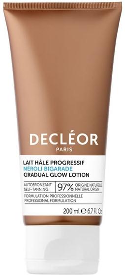 Samoopalające mleczko do ciała - Decléor Neroli Bigarade Gradual Glow Self Tanning Lotion — фото N1