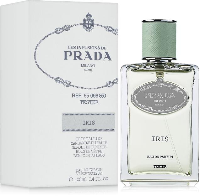 Prada Milano Infusion D'Iris (2015) - Woda perfumowana (tester)