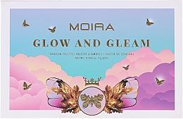 Kup Paleta cieni do powiek - Moira Glow And Gleam Shadow Palette