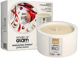 Kup Modułowa świeca zapachowa - House of Glam Miracle You Are