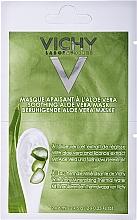 Kup Kojąca maseczka aloesowa - Vichy Mineral Masks Soothing Aloe Vera Mask