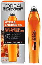 Kup Roll-on pod oczy Efekt kostki lodu - L'Oreal Paris Men Expert Hydra Energetic Roll-on Eyes