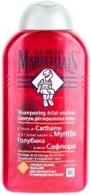 Kup Szampon do włosów farbowanych Jagody i olejek szafranowy - Le Petit Marseillais