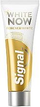 Kup Wybielająca pasta do zębów - Signal White Now Forever Toothpaste
