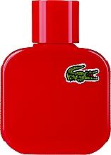 Kup PRZECENA! Lacoste Eau de L.12.12 Rouge-Energetic - Woda toaletowa *