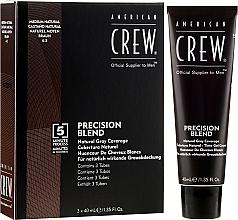 Kup System maskujący siwiznę dla mężczyzn - American Crew Precision Blend Shades