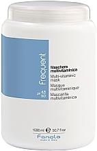 Kup Multiwitaminowa maska do wszystkich rodzajów włosów - Fanola Frequent Multi Vitamin Mask