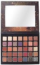 Paleta cieni do powiek - Bellapierre Ultimate Nude Eyeshadow Palette — фото N1