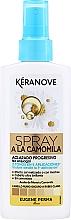 Kup Spray do włosów - Eugene Perma Keranove Spray A La Camomila