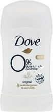 Kup Antyperspirant w sztyfcie - Dove Original 0% Aluminium Salts Deodorant