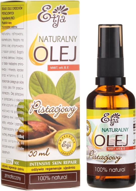 Naturalny olej pistacjowy - Etja