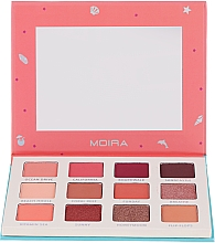 Kup Paleta cieni do powiek - Moira Happy To Sea You Shadow Palette