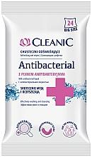 Kup Odświeżające chusteczki z płynem antybakteryjnym - Cleanic Antibacterial Wipes