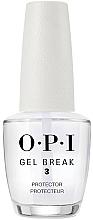 Kup Ochronny lakier do paznokci - O.P.I Gel Break Protector Top Coat