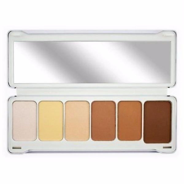 Paleta do konturowania twarzy - Makeup Revolution Katie Price Contour Kit — фото N1