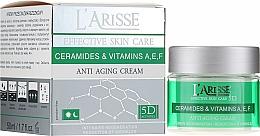 Kup Przeciwstarzeniowy krem z ceramidami i witaminami A, E i F 40+ - AVA Laboratorium L'Arisse Effective Skin Care