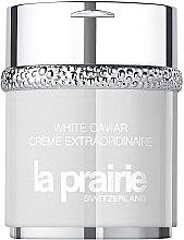 Kup Luksusowy nawilżający krem do twarzy i szyi - La Praire White Caviar Creme Extraordinaire