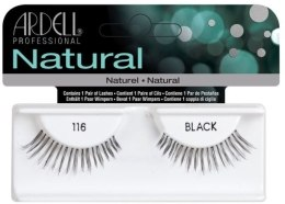 Kup Sztuczne rzęsy - Ardell Natural Lashes Black 116