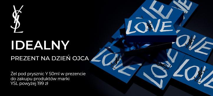 Kup produkty marki Yves Saint Laurent za min. 199 zł, a żel pod prysznic Y 50 ml otrzymasz w prezencie.