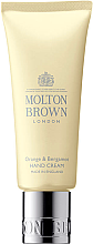 Kup Molton Brown Orange & Bergamot Hand Cream - Krem do rąk