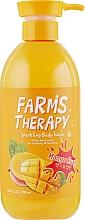 Kup Żel pod prysznic Mango - Farms Therapy Sparkling Body Wash Mango