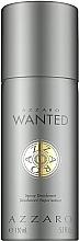 Kup Azzaro Wanted - Perfumowany dezodorant w sprayu dla mężczyzn