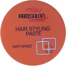 Kup Pasta o matowym wykończeniu do układania włosów - Prosalon Hair Styling Paste