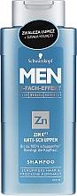 Kup Szampon przeciwłupieżowy dla mężczyzn - Schwarzkopf Men Zn Zinc Anti-Dandruff Shampoo