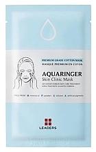 Kup Intensywnie nawilżająca maska do twarzy w płachcie - Leaders Aquaringer Skin Clinic Mask