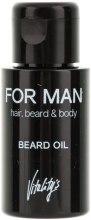 Kup Olejek do brody - Vitality's For Man Beard Oil