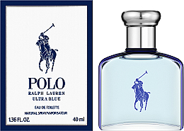 PRZECENA! Ralph Lauren Polo Ultra Blue - Woda toaletowa * — фото N2