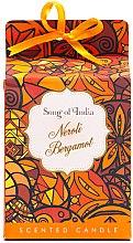 Kup Świeca zapachowa w słoiku Neroli i bergamotka - Song of India Scented Candle