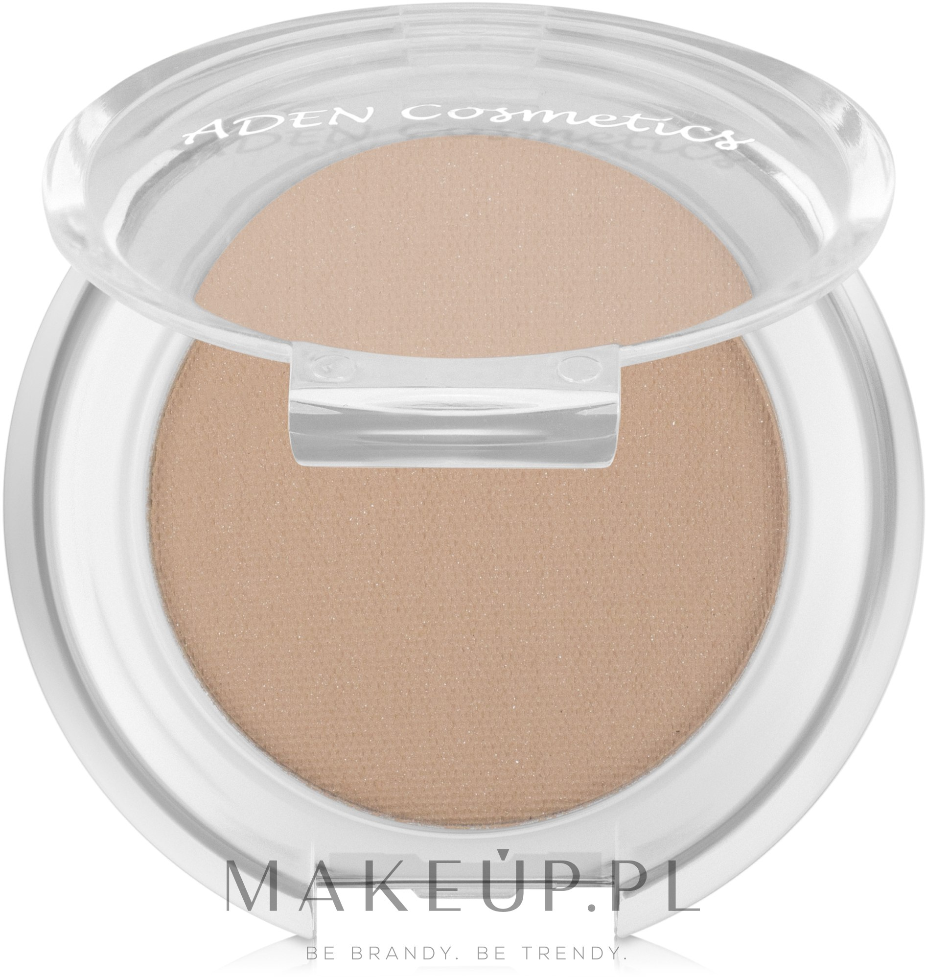 Cień do brwi - Aden Cosmetics Eyebrow Shadow Powder — фото 01 - Blonde