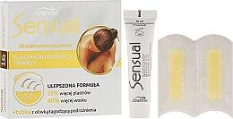 Kup Plastry woskowe do depilacji twarzy do włosów normalnych - Joanna Sensual