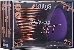 Kup Gąbka do makijażu z podstawką - KillyS
