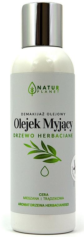 Olejek myjący Drzewo herbaciane - Natur Planet