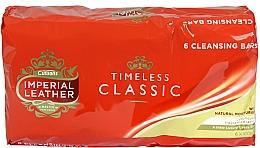 Kup Zestaw mydeł - Imperial Leather Soap Classic (6 x soap 100g)