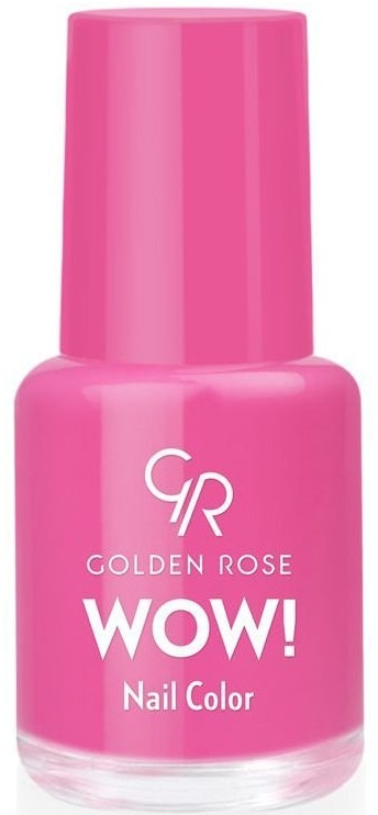 Lakier do paznokci - Golden Rose Wow Nail Color