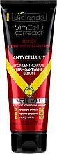 Kup Skoncentrowane termoaktywne serum antycellulitowe Węgiel + chili - Bielenda Slim Cellu Corrector
